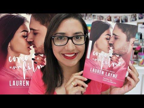 COMO NUM FILME por Lauren Layne | Amiga da Leitora