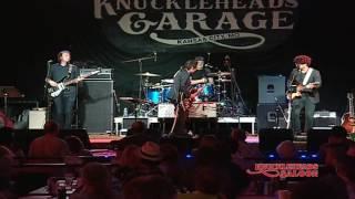 <b>Alejandro Escovedo</b> Plays Knuckleheads Garage 682017