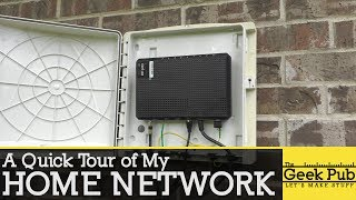 Tour of My Home Network