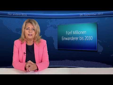 Eva Herman: Verschleierung der Zuwanderungszahlen nach Deutschland