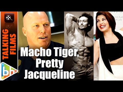 Nathan Jones EXCLUSIVE On A Flying Jatt | Tiger Shroff | Jacqueline Fernandez