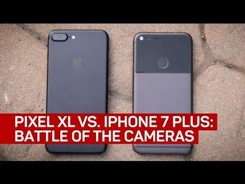 Pixel XL vs. iPhone 7 Plus: Battle of the cameras