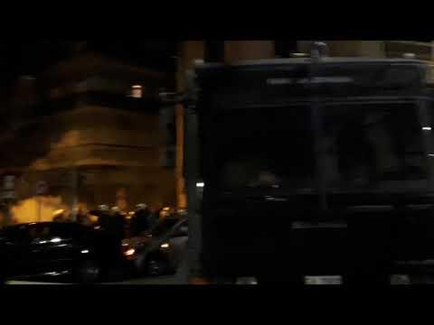 Συλλήψεις αντιεξουσιαστών στην πορεία για την Libertatia στην Θεσσαλονίκη (βίντεο)