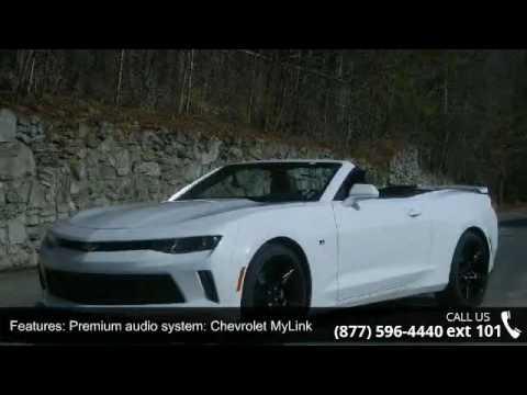 2017 Chevrolet Camaro 2LT   Adventure Chevrolet Chrysler .