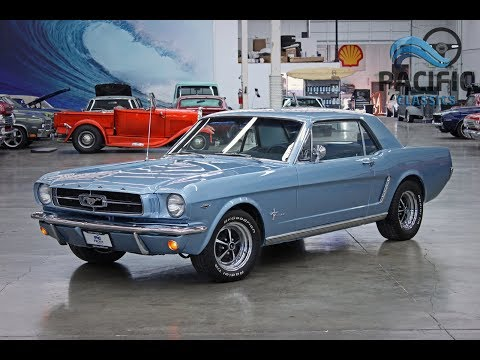 1965 Ford Mustang Coupe: 1965 Ford Mustang Coupe 289/C4