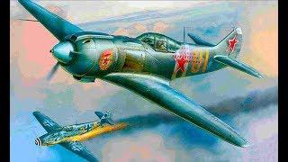Лучшие летчики Второй Мировой. Кожедуб VS Хартманн.