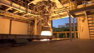 75톤급 액체엔진 260초 연소시험