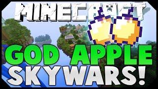 MAKING A GOD APPLE IN HYPIXEL SKYWARS! ( Notch Apple )