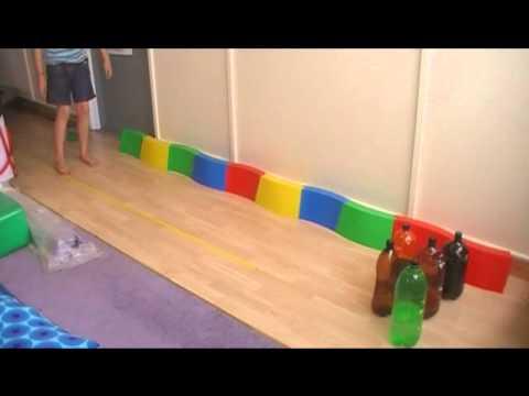 Screenshot of video: Homemade Skittles