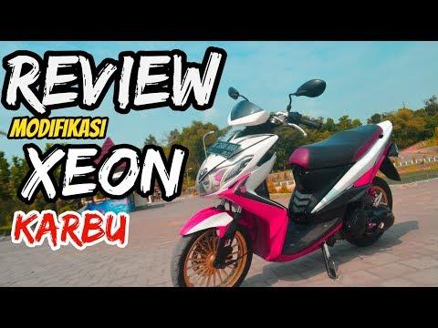 Video REVIEW MODIFIKASI XEON KARBU 125