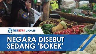 Buntut Wacana Pajak Sembako, APPSI Sebut Bukti Negara Sedang 'Bokek' hingga Pedagang Siap Mogok