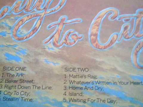 GERRY RAFFERTY Waiting for the Day 1978
