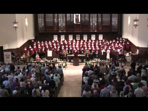Christ Church United Methodist Easter Music
