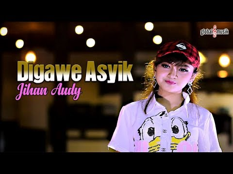 , title : 'Jihan Audy - Digawe Asyik (Official Music Video)'