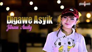 Gambar cover Jihan Audy - Digawe Asyik (Official Music Video)