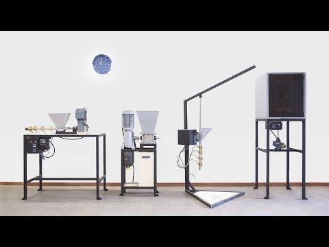 Precious Plastic a développé des machines de bricolage qui permettent à chacun de construire un petit atelier en plastique. Maintenant, c'est à vous de les partager dans tous les coins du monde et de commencer à recycler!  http://preciousplastic.com