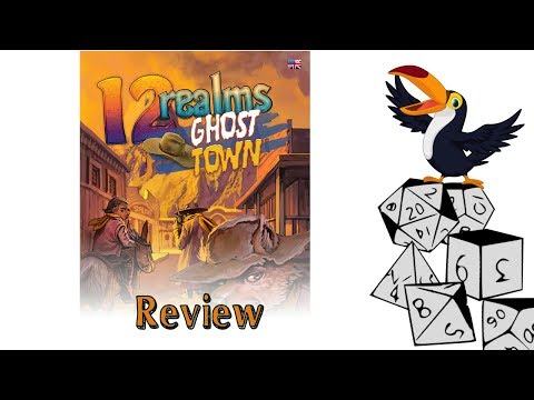 12 Realms Ghost Town Review