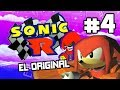 METAL KNUCKLES es CRUEL | Sonic R (Saturn) #4