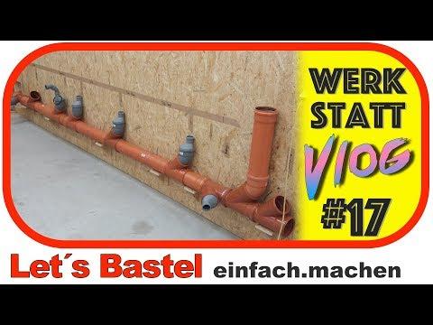 Absauganlage in der  Werkstatt installieren | Lets Bastel