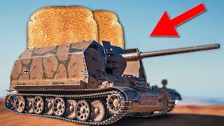 The Invisible TOASTER! ► World of Tanks Pz.Sfl. IVc Gameplay