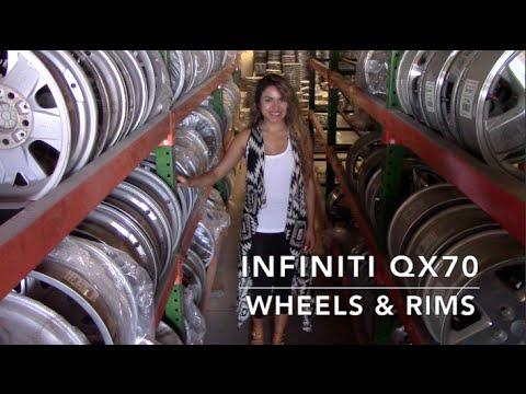 Factory Original Infiniti QX70 Wheels & Infiniti QX70 Rims – OriginalWheels.com