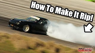 Drift Car Suspension Setup - How It Works! (Everything You Need To Know)