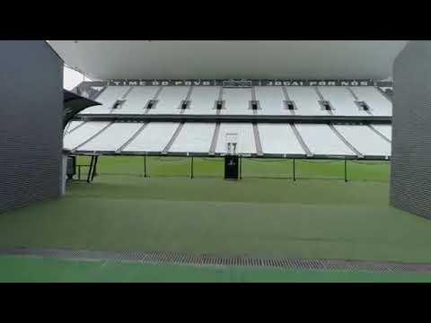 Filme da Arena Corinthians