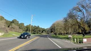 США 4383: Едем за сосисками - живописная калифорнийская дорога