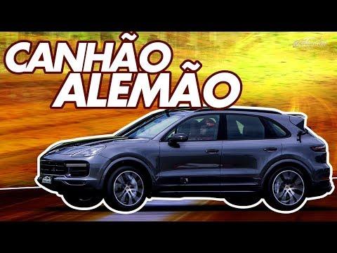 SUV mais rápido que um Camaro? Porsche Cayenne Turbo encara a Volta Rápida #173 com Rubinho