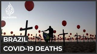 Brazil COVID-19 Deaths Pass 100,000 Milestone