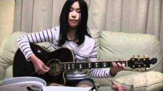 YUI Ready to love(cover)