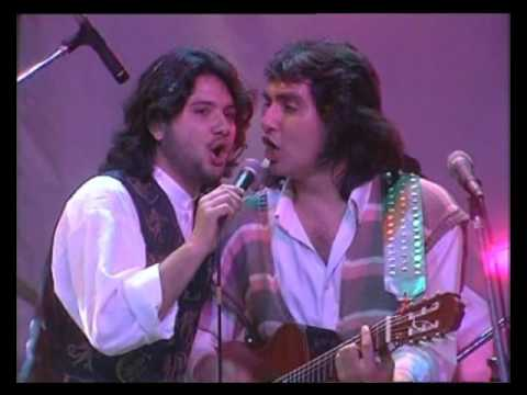 Los Nocheros video Las moras - CM Vivo 1997
