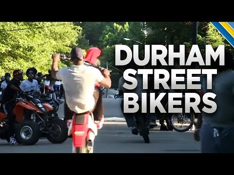 Durham Street Bikers - I-Team Investigates