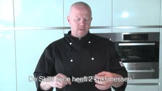 BK Skills Messenblok Lade
