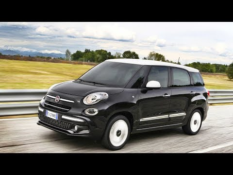 2018 New FIAT 500L WAGON