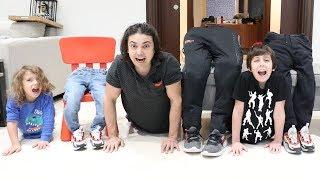 كيف انقسمت أجسامهم!!!