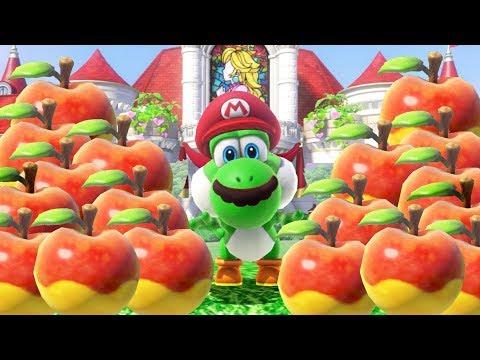 Super Mario Odyssey - Secret Final Boss & Ending (All Moons