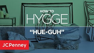 How To Hygge: 3 Cozy Home Decor Ideas | JCPenney
