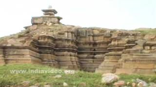 Cracked Temples at Khajuraho