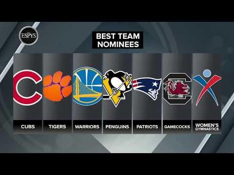 Chicago Cubs Or Golden State Warriors: Who Wins Best Team ESPY? | SportsNation | ESPN