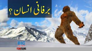 Abominable Snowman Yeti Reality or Myth?   Faisal Warraich