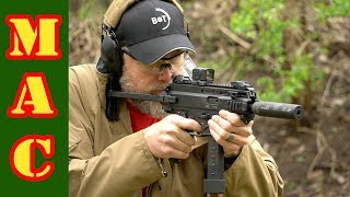New US Army Sub-Compact Weapon from B&T with James Reeves!