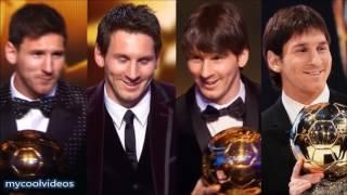 Messi: I am here to create