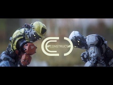 Construct... Cuando se incumple una de las tres leyes de la robotica 1