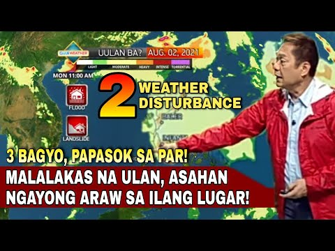 GMA NEWS WEATHER UPDATE TODAY | WEATHER FORECAST FOR TODAY | ULAT PANAHON TODAY | BAGYO UPDATE TODAY