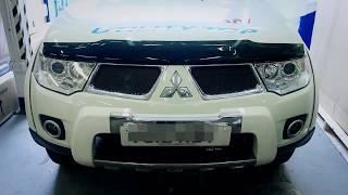 Aksesoris Mobil Premium Deflecta EGR Ranger 2009 - 2011