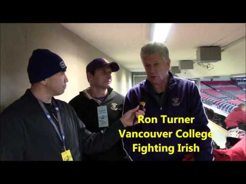 2015 BCHSFB Playoffs: Interview with Doug Pauls & Ron Turner of Vancouver College Fighting Irish