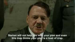 Hitler plans a Jodl plan