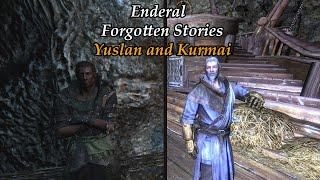 Enderal Modded Playthrough 58-Yuslan and Kurmai