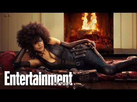 Ryan Reynolds Tweets First Look At Deadpool 2 Character, Domino | News Flash | Entertainment Weekly